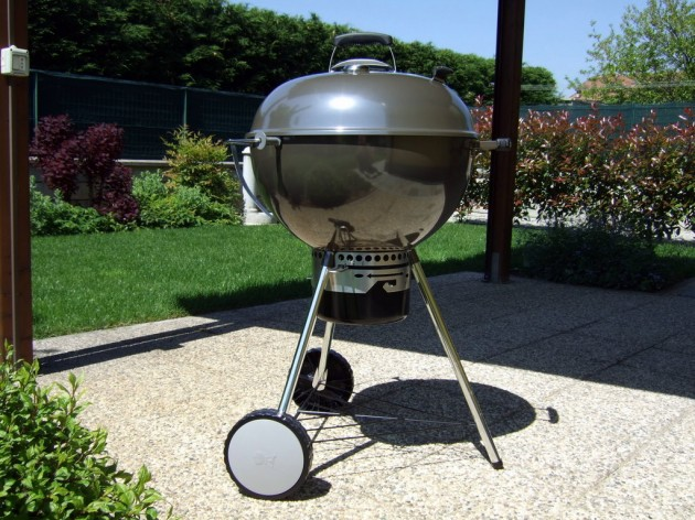 Weber Touch-Master GBS
