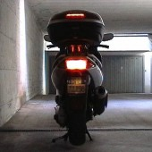 Luce stop supplementare (kit Givi)