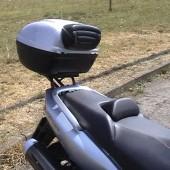 Tmax con bauletto Givi E450